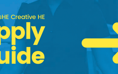 AccessHE launches new Creative HE Apply Guide