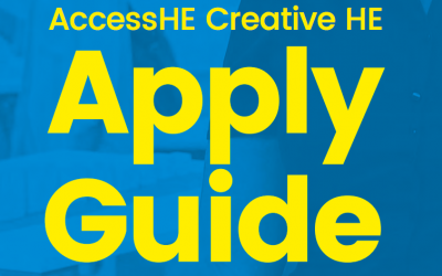 AccessHE Creative HE Apply Guide