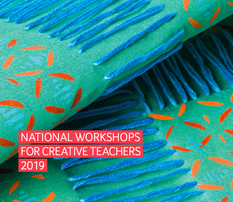National Creative Workshops – Summer 2019